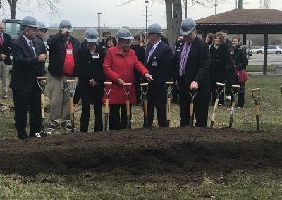 St. Luke's Ground Breaking 04.09.18
